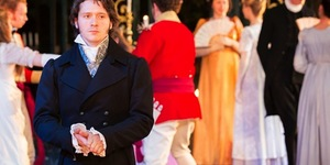 Pride And Prejudice Goes Alfresco In Regent's Park