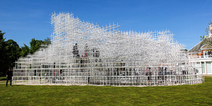 In Pictures: The 2013 Serpentine Pavilion By Sou Fujimoto