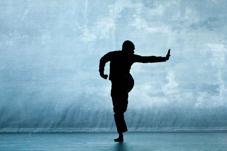 Akram Khan in Desh. Image: Richard Haughton