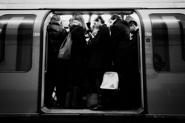 Packed tube