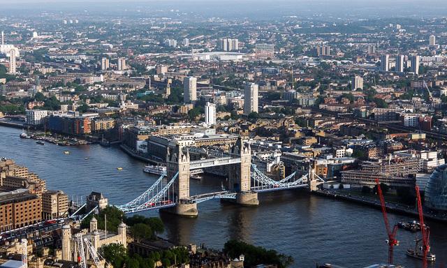 Tower Bridge and Bermondsey