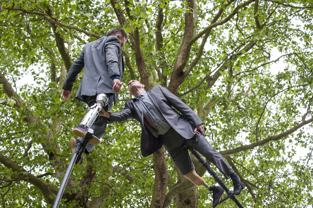 The Limbless Knight - A Tale of Rights Reignited by Graeae in association with Strange Fruit