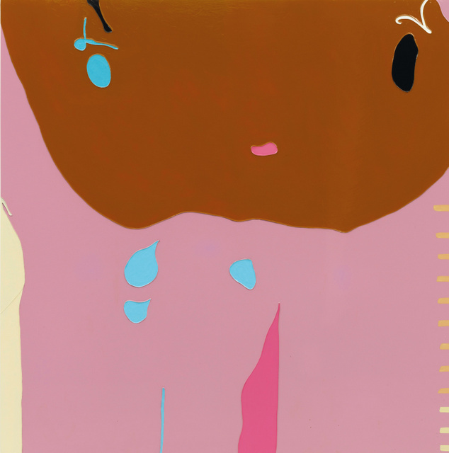 Gary Hume, The Cradle 2011, Private collection. Image courtesy Tate.