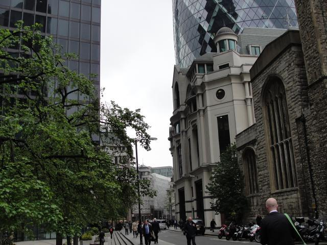 Book 2 Ch. 5: Lizzie Hexam and Jenny Wren go to live with Mr Riah at Pubsey & Co on St Mary Axe