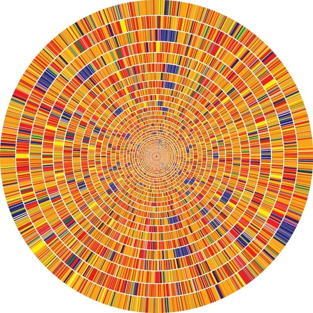 Marcus Lyon, Optogenome IV. Image courtesy King's College London