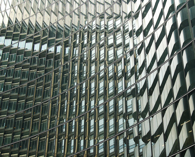 Lloyds Building, by Homemade