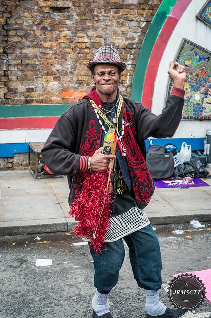 Dancing in the street by Jerome Scott-Blount