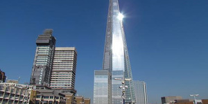 Police Called Following Attempt To Scale The Shard