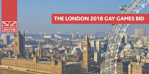 Back The Bid! Bring The 2018 Gay Games To London