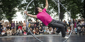 In Pictures: Dancing City 2013