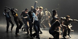 Political Mother Storms The Stage With A Choreographer's Cut