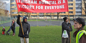High Court Overturns Decision To Downgrade Lewisham Hospital
