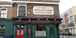 London Pub Stories: The Wenlock Arms