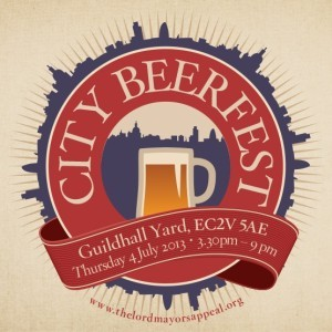City Beerfest Logo