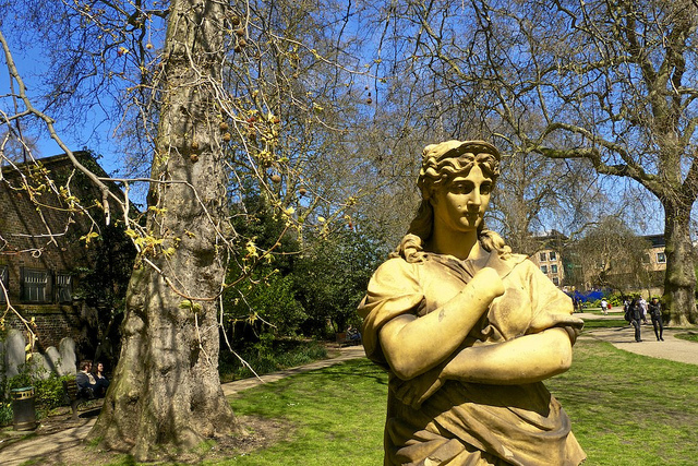 St George's Gardens. Photo by Belfegore