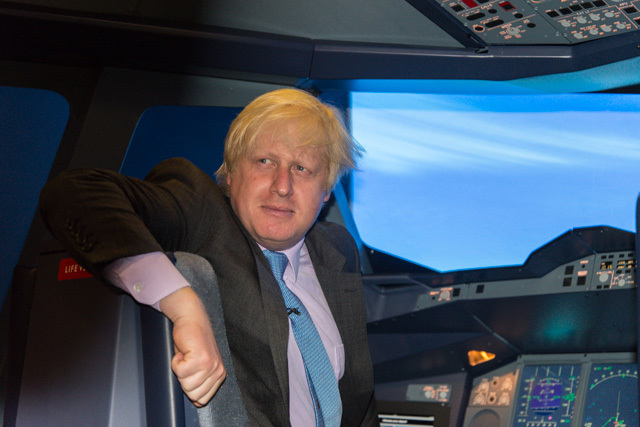 Would you want this man flying your plane?