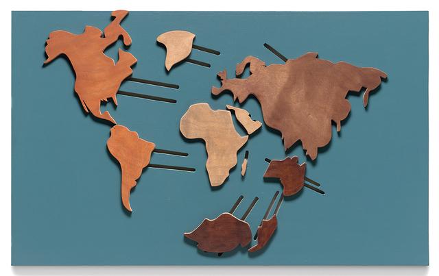 Yto Barrada Tectonic Plate, 2010 Photo: Alain Kantarjian Courtesy the artist