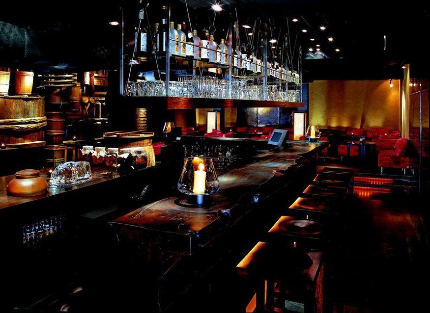 Shochu Lounge @ Roka