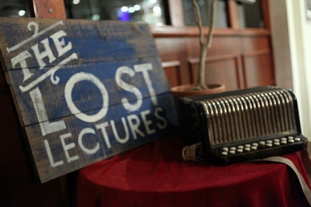 Lost Lectures: More Curious Talks In A Mystery Location