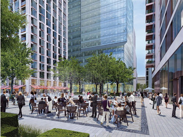 Shell Centre Redevelopment To Begin This Year