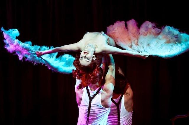 Cabaret in the Matcham Room Theatre