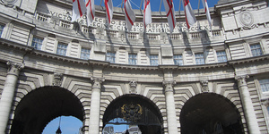 Admiralty Arch To Become Hotel