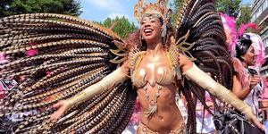 In Pictures: Notting Hill Carnival 2013