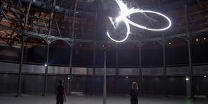 Conrad Shawcross: Timepiece Opens At The Roundhouse