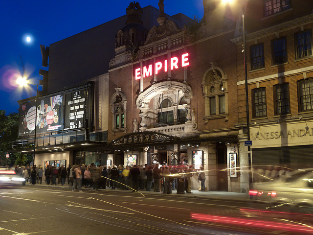 The Hackney Empire by Adam Bowie