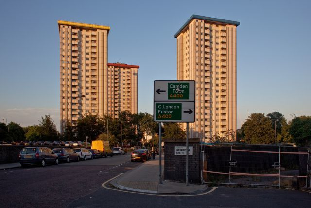 Ampthill Square Estate