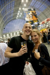 Image courtesy of the Great British Beer Festival