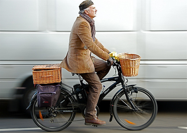 Bionic Bike by Jeremy Hughes