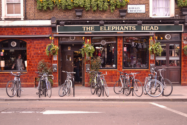 The Elephant Cycle by eljibe