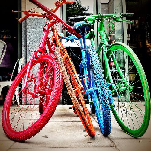 Rainbow Ride by Rob Emes