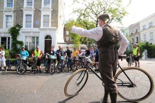 Take A Blue Plaque Bike Tour Of Kensington And Chelsea