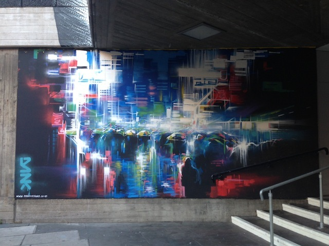 Dan Kitchener (Photo by Lee Bofkin, Global Street Art).