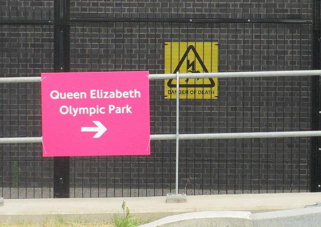 London Notices That Make Us A Bit Nervous