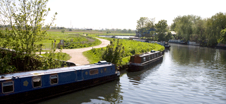 The Lea Valley Walk