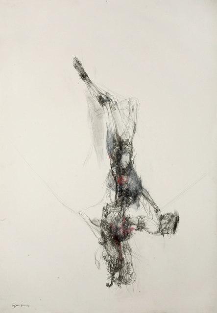 Lanfranco Quadrio, Scylla - The Sacrifice of  Odysseus, 2013. Image courtesy Rosenfeld Porcini