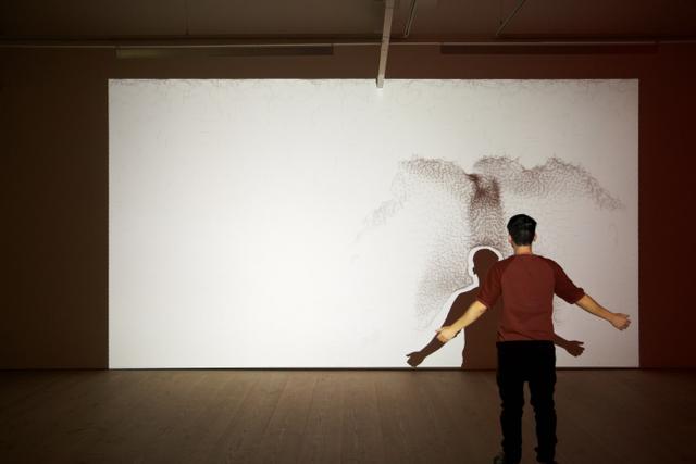 Felix Bonowski Proximity/Repulsion ©Stage Brothers, 2013