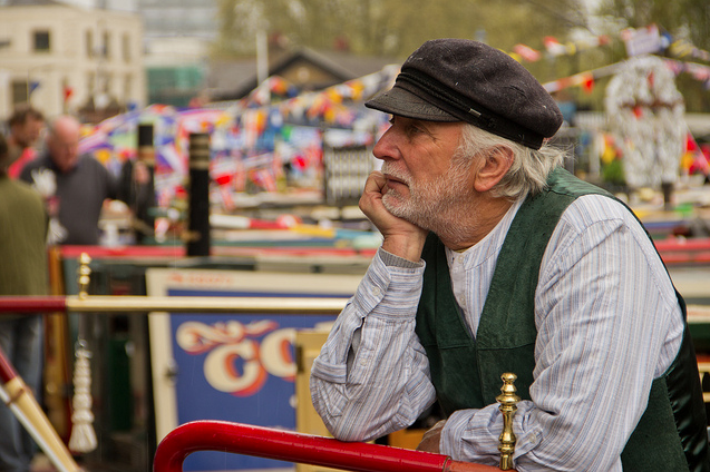 Canalway Cavalcade by Natalie Clarke