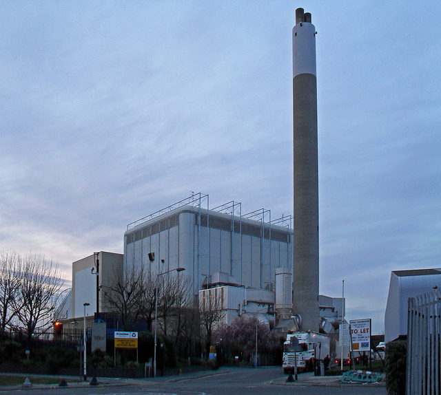 Waste Incinerator Approved For Sutton