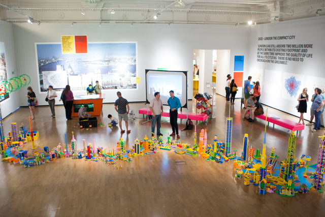 Lego London at the Royal Academy by Gary Cohen - click for more