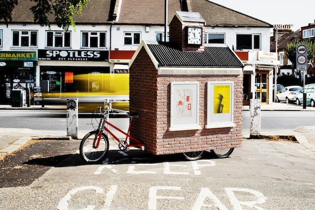Mobile Town Square To Roam Cricklewood