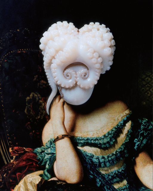 Yumiko Utsu, 'Octopus Portrait' (2009). Copyright the artist. Image courtesy of Michael Hoppen Contemporary and GP Gallery