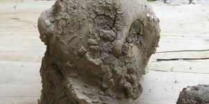 Daniel Silver's Sculptures Masquerade As An Archaeological Dig