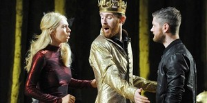 Edward II Plays Dirty At The National Theatre