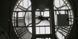 Inside The King's Cross Clock Tower