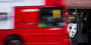 Bus Journeys Decrease As Car Journeys Increase