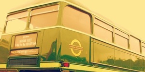 All Aboard For The National Trust's Routemaster Road Trips